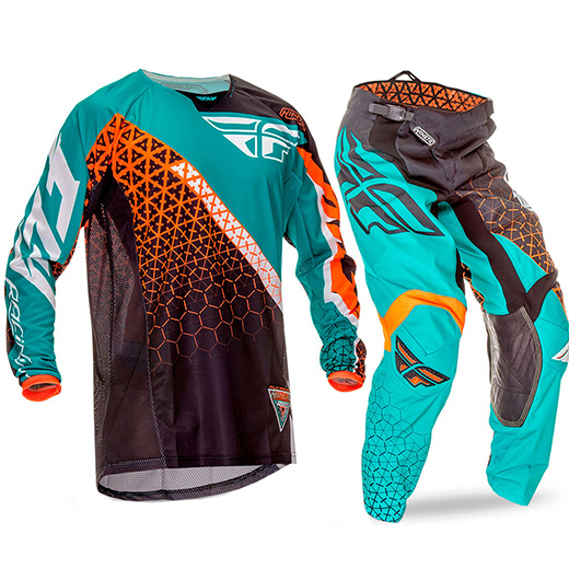 Kit Cal�a + Camisa Fly Kinetic Trifecta