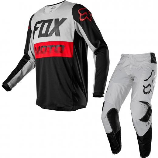 Kit Cal�a + Camisa Fox 180 2020
