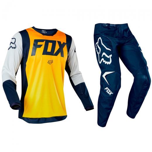 Kit Cal�a + Camisa Fox 180 Idol