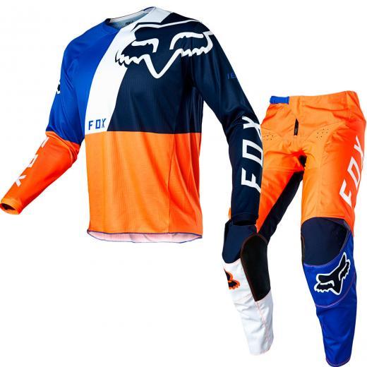 Kit Cal�a + Camisa Fox 180 Lovl 2020