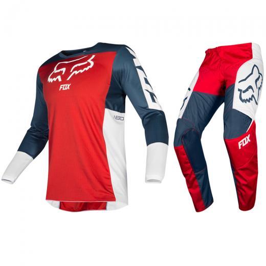 Kit Cal�a + Camisa Fox 180 Przm 2019