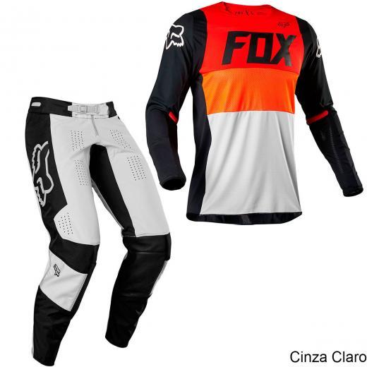 Kit Cal�a + Camisa Fox 360 Bann 2020