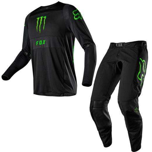 Kit Cal�a + Camisa Fox 360 Monster 2020