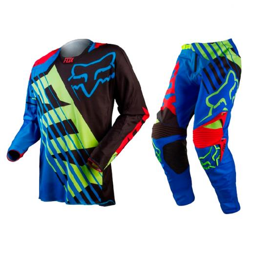 Kit Cal�a + Camisa Fox 360 Savant