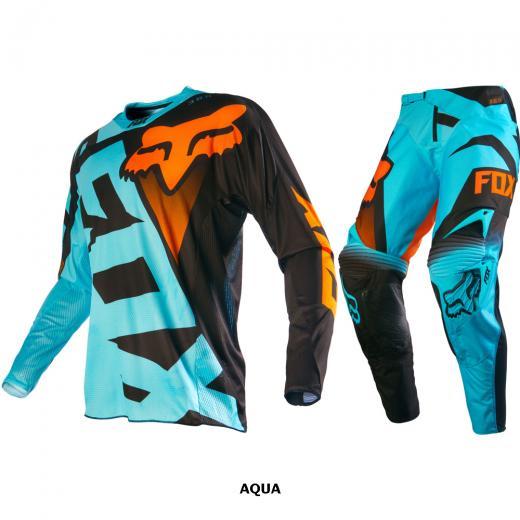 Kit Cal�a + Camisa Fox 360 Shiv