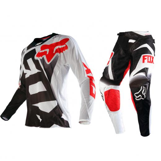 Kit Cal�a + Camisa Fox 360 Shiv Airline