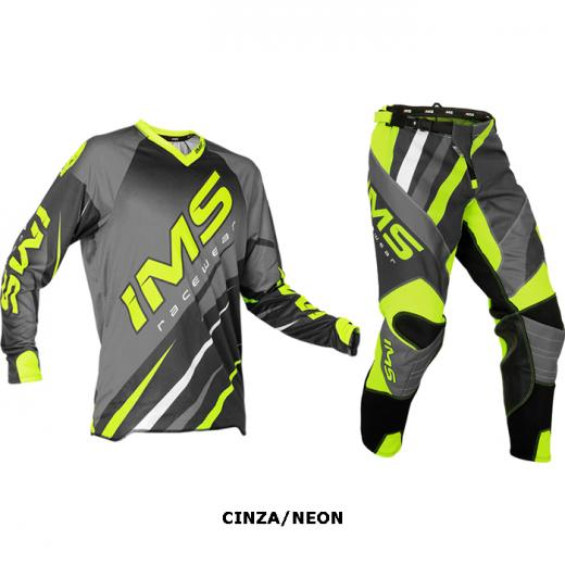 Kit Cal�a + Camisa IMS Action Pro Fluor