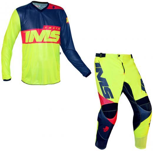 Kit Cal�a + Camisa IMS Army
