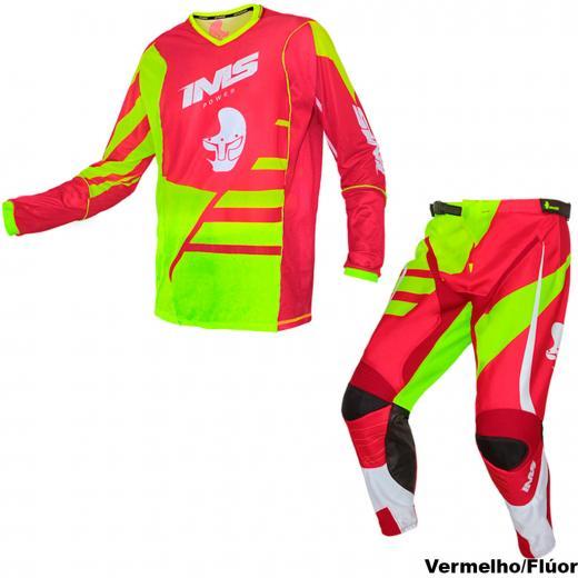 Kit Cal�a + Camisa IMS Power