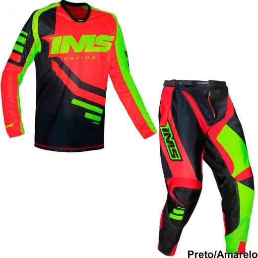 Kit Cal�a + Camisa IMS Sprint