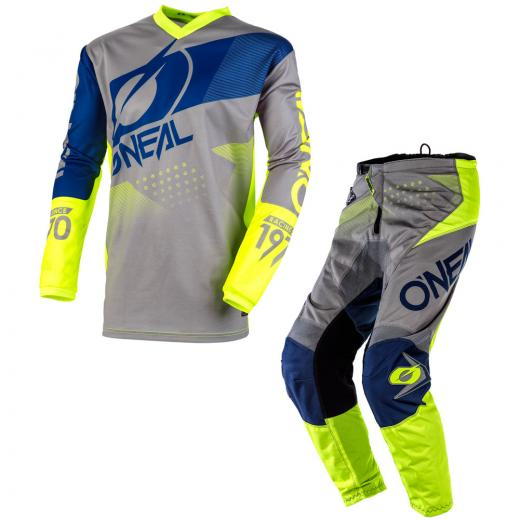 Kit Cal�a + Camisa ONeal Element Factor
