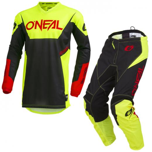 Kit Cal�a + Camisa ONeal Element Racewear