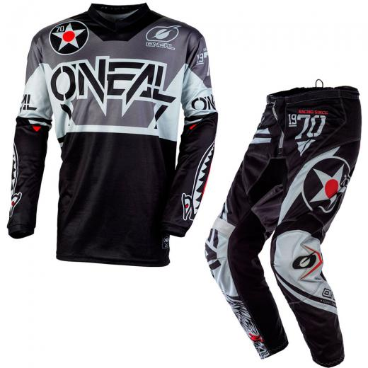 Kit Cal�a + Camisa ONeal Element Warhawk