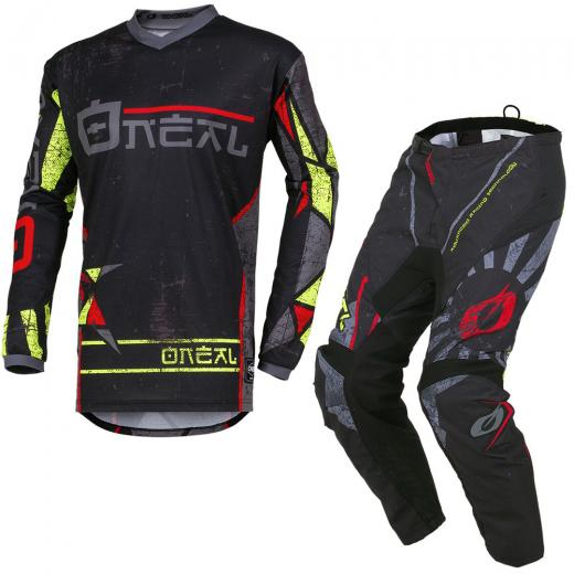 Kit Cal�a + Camisa ONeal Element Zen