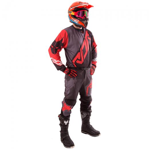 Kit Cal�a + Camisa Red Dragon Attack