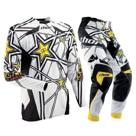 Kit Cal�a + Camisa Thor Core Rockstar