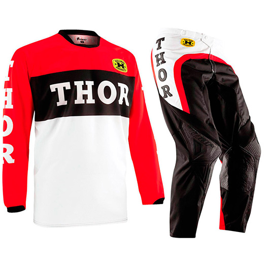 Kit Cal�a + Camisa Thor Phase Pro GP 15