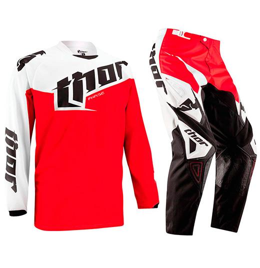 Kit Cal�a + Camisa Thor Phase Tilt 15