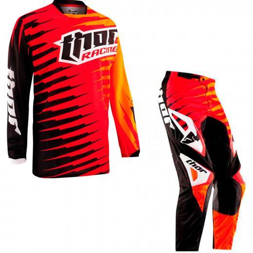 Kit Cal�a + Camisa Thor Phase Vented Rift
