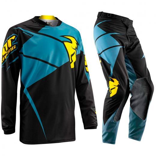 Kit Cal�a + Camisa Thor Prime Triad