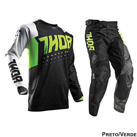 Kit Cal�a + Camisa Thor Pulse Aktiv