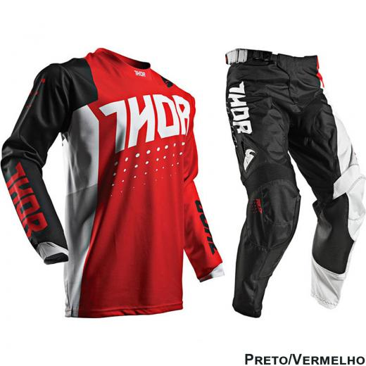 Kit Cal�a + Camisa Thor Pulse Aktiv