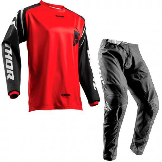 Kit Cal�a + Camisa Thor Sector