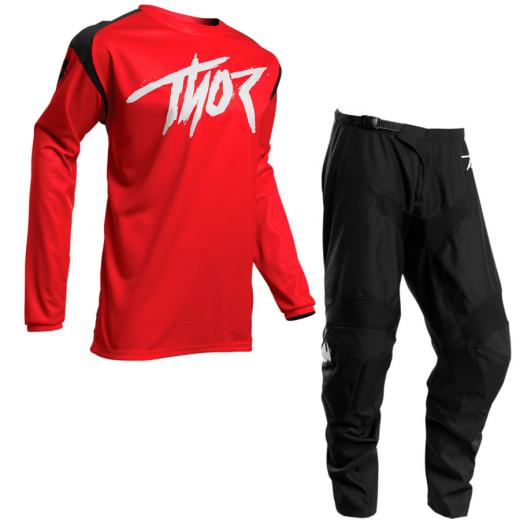 Kit Cal�a + Camisa Thor Sector Link 2020
