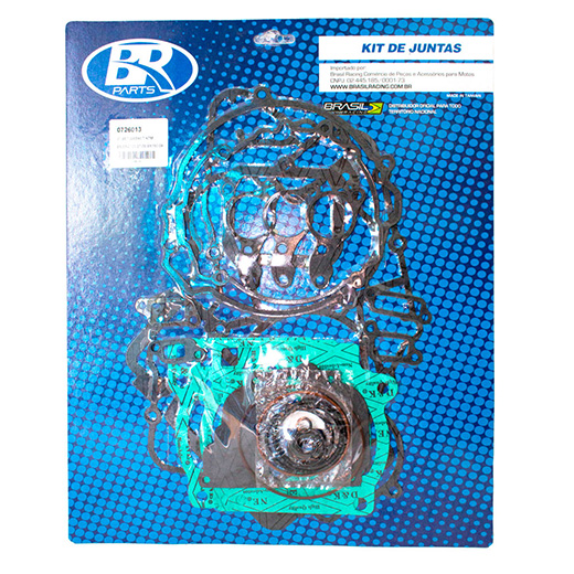 Kit Completo de Juntas BR Parts KTM 125 SX/EXC 07/08 + KTM 150 SX 09/13