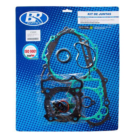 Kit Completo de Juntas BR Parts YZF 250 01/13 + WRF 250 01/02
