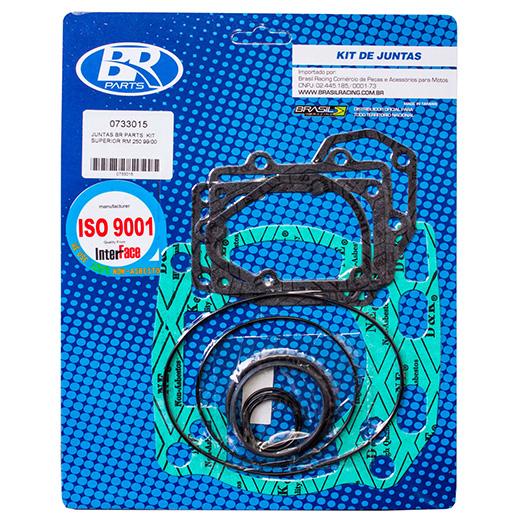 Kit de Juntas Superior BR Parts RM 250 99/00