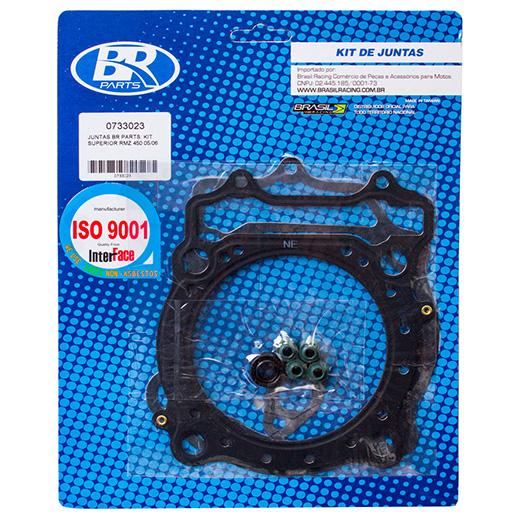 Kit de Juntas Superior BR Parts RMZ 450 05/06