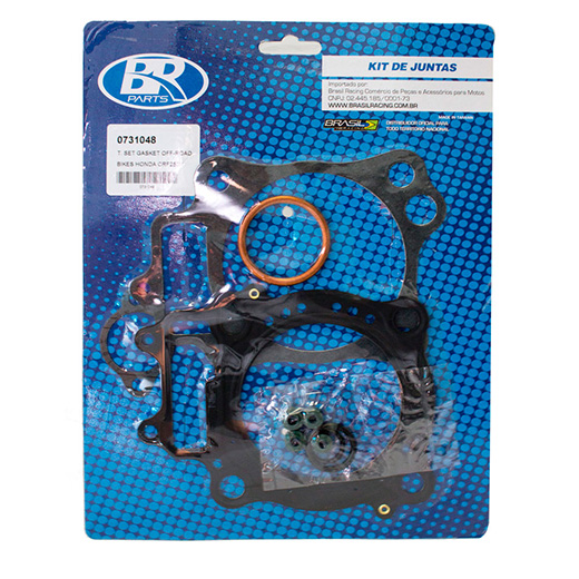 Kit de Juntas Superior BR Parts CRF 250 10/13