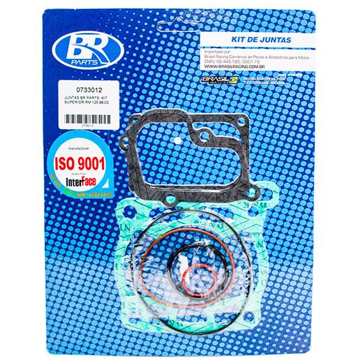 Kit de Juntas Superior BR Parts RM 125 98/03