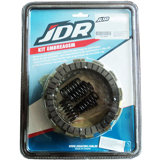 Kit Embreagem JDR Completo KXF 250/RMZ 250