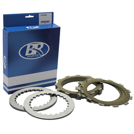 Kit Embreagem e Separador BR Parts DRZ 400 00/12