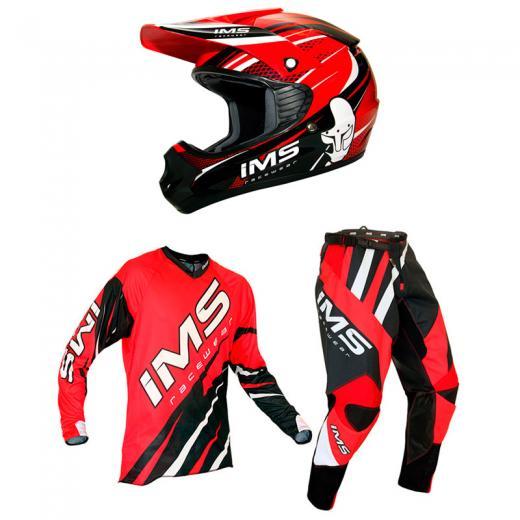Kit Equipamento Motocross IMS Action