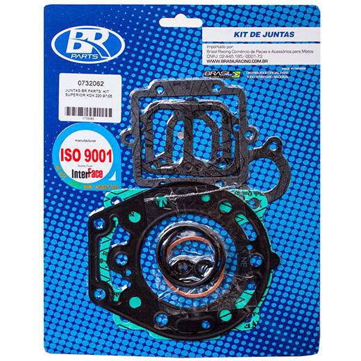 Kit de Juntas Superior BR Parts KDX 220 97/05