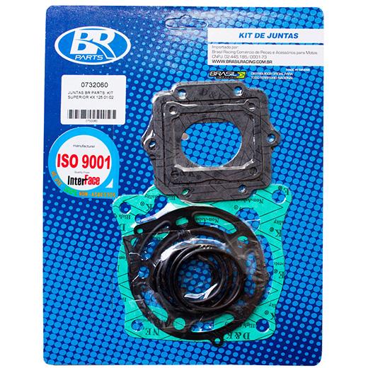 Kit de Juntas Superior BR Parts KX 125 01/02