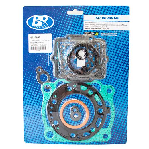 Kit de Juntas Superior BR Parts KX 250 93/02