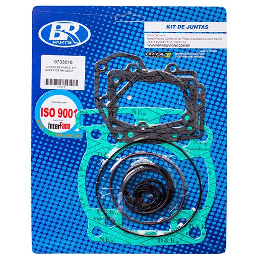 Kit de Juntas Superior BR Parts RM 250 2001
