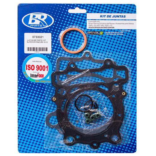 Kit de Juntas Superior BR Parts RMZ 250 10/12