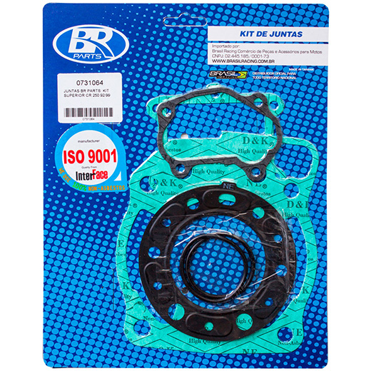 Kit de Juntas Superior BR Parts CR 250 92/99