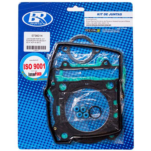 Kit de Juntas Superior BR Parts KTM 250 SX-F/XC-F/XCF-W 05/13