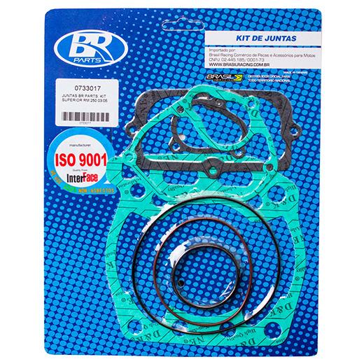 Kit de Juntas Superior BR Parts RM 250 03/05
