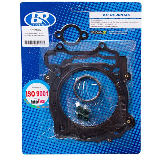 Kit de Juntas Superior BR Parts RMZ 450 08/09