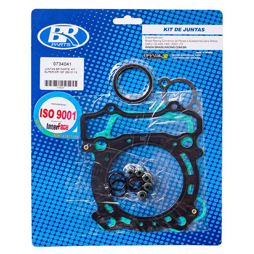 Kit de Juntas Superior BR Parts YZ 250 / WRF 250