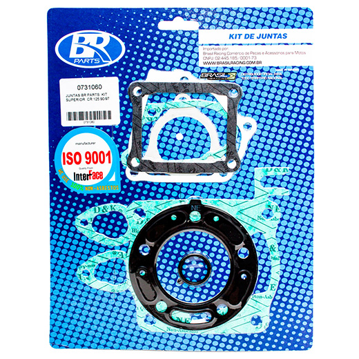 Kit de Juntas Superior BR Parts CR 125 90/97