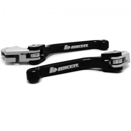 Kit Manetes Retr�teis Biker Tornado / XRE / Falcon
