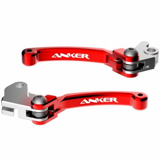 Kit Manetes Retr�teis Anker CRF 230/CRF 250F - Curto